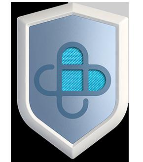 Attosphere_antivirus_Schutzschild_Blau